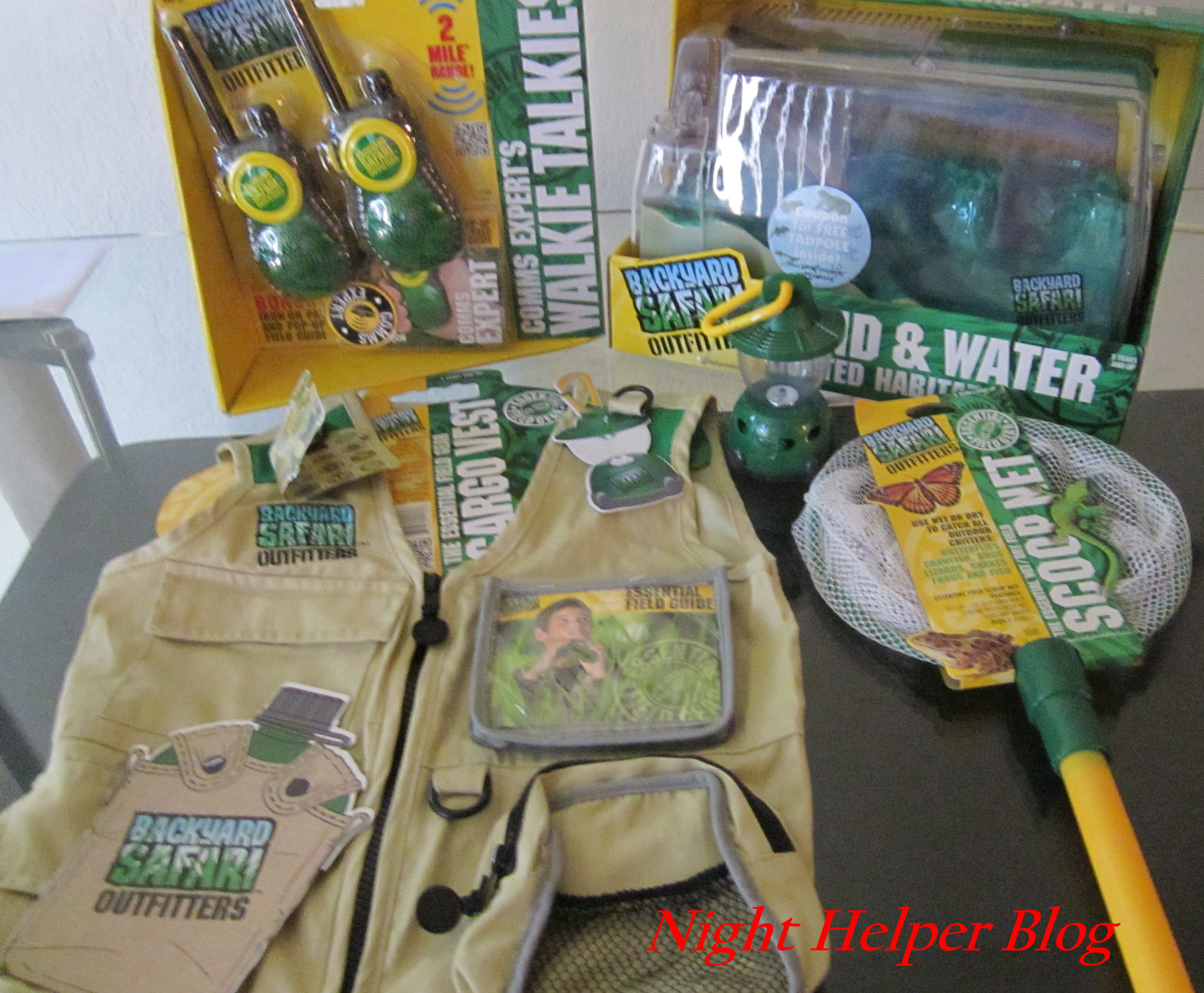Its A Fun Backyard Safari Outfitters Giveaway Just For