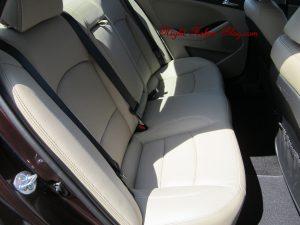 KiaEx seats