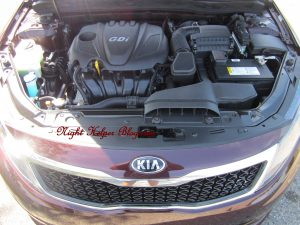 2013 KIA OPTIMA EX engine