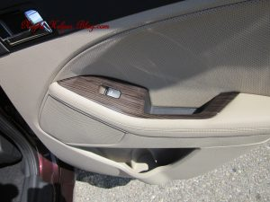 KIA OPTIMA-EX Wood Grain Interior