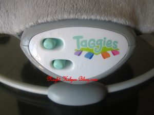 Taggies Soft 'N Snug Bouncer