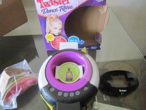 Hasbro Twister Dance Rave Game