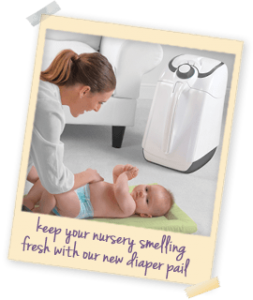 Tommee Tippee 360 Diaper Disposal System