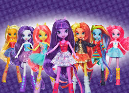my little pony dolls