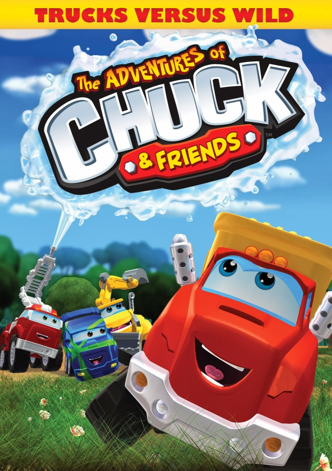 available on dvd january 21 2014 the adventures of chuck