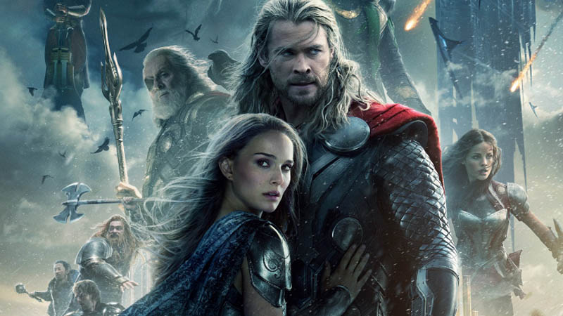 Disney Marvel's Thor: The Dark World, (Delected Scenes)