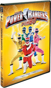 Movie Night with the Power Rangers Turbo, Volume1 #Shout Factory SABAN Brands LLC