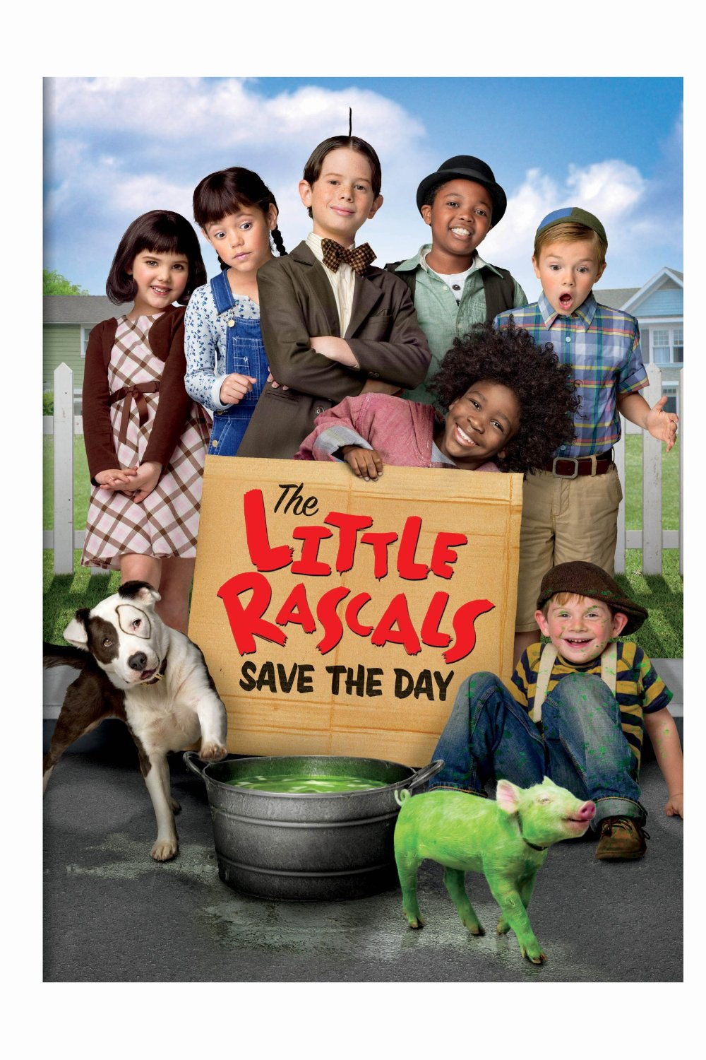 Its movie weekend featured movie is the little rascals for New kid movies coming out this weekend