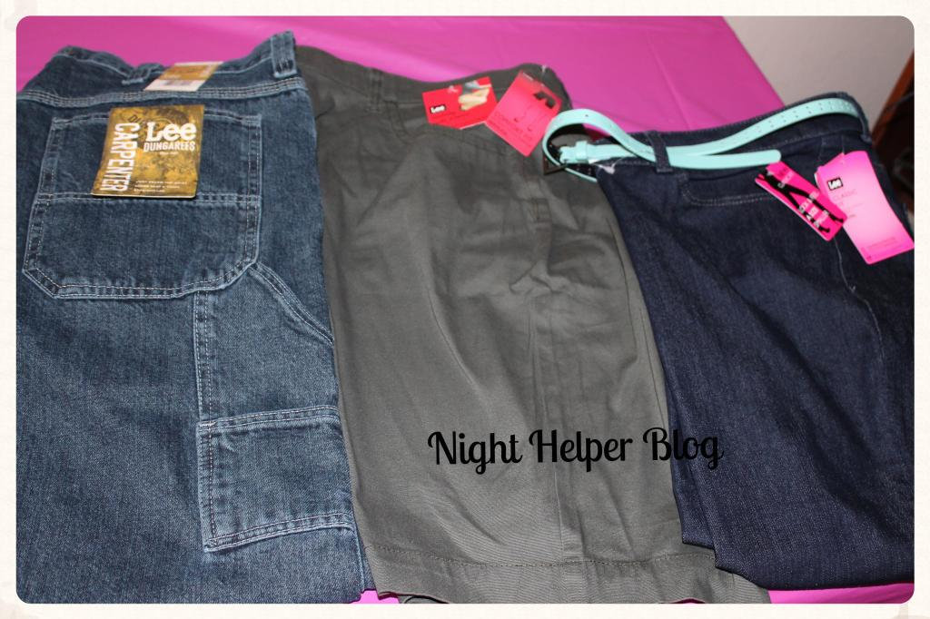 Spring Fashion with Lee Jeans, Lee Capris & Lee Bermuda Shorts! #giveaway