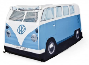 1965 VW Kids Camper Van Pop Up Tent, every kid will be saying mom I want one!!!!