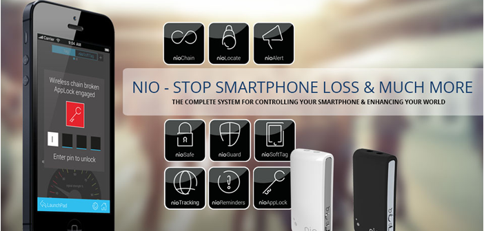 Nio Tag Bluetooth security system review, small but pacts a lot of security inside!