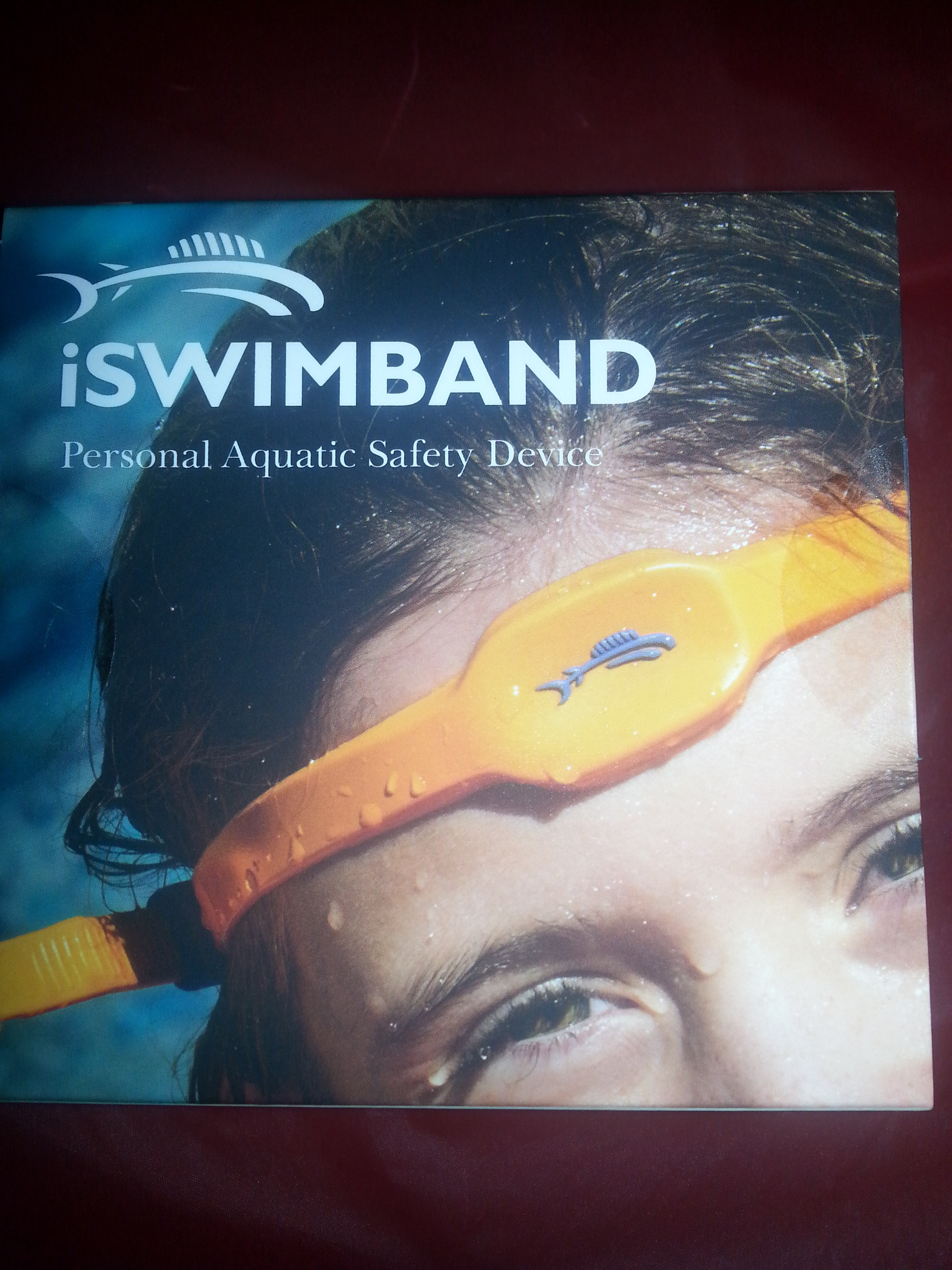 swimm app & band