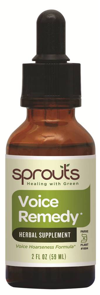 Sprouts herbal supplements