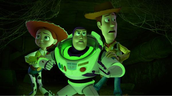Movie Weekend Starring, Disney Pixar Toy Story Of Horror!!