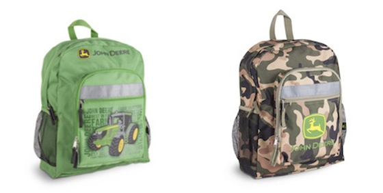 Back To School With John Deere Backpack Backtoschoolgiftguide