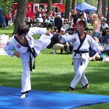 martial arts calss