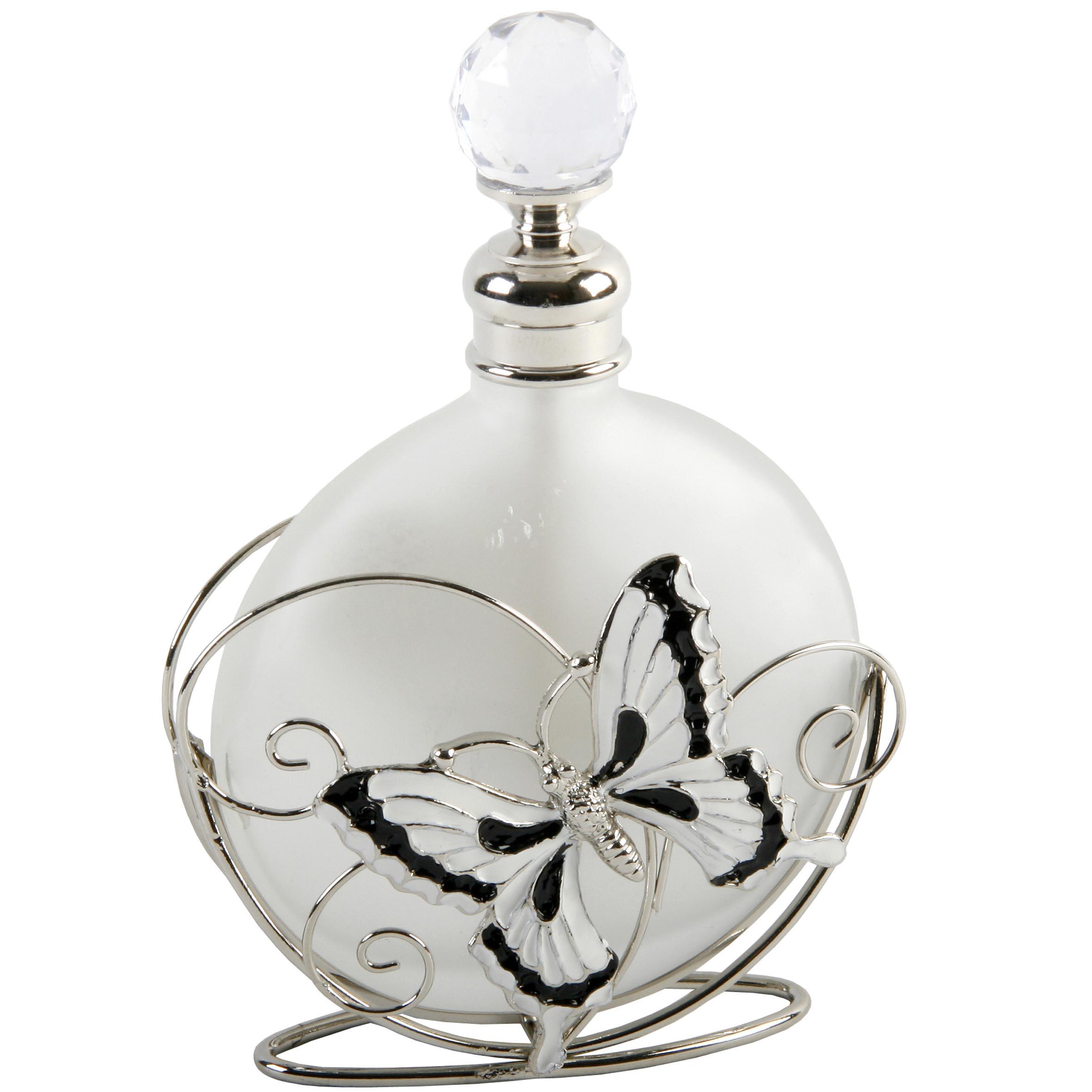 7472-Butterfly Perfume Bottle