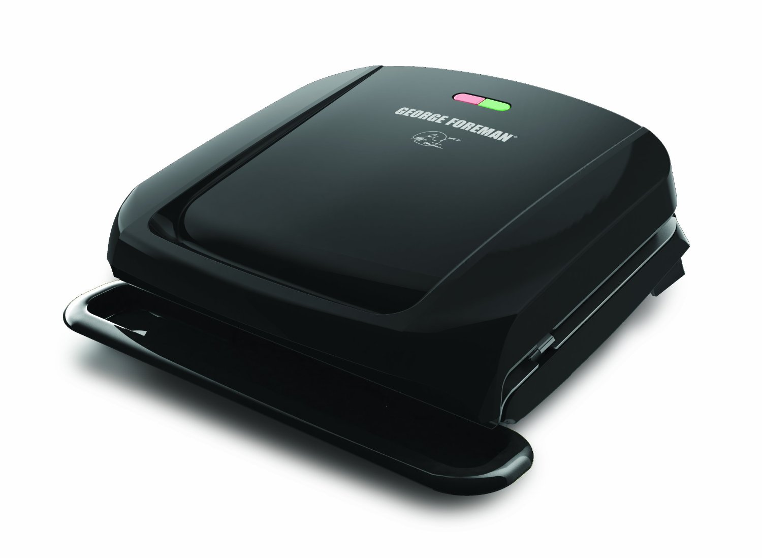 George foreman 4 serving classic plate grill a must have on hand