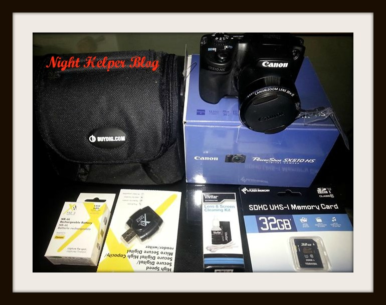 new buydig camera bundle