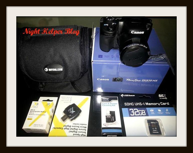 new buydig camera bundle
