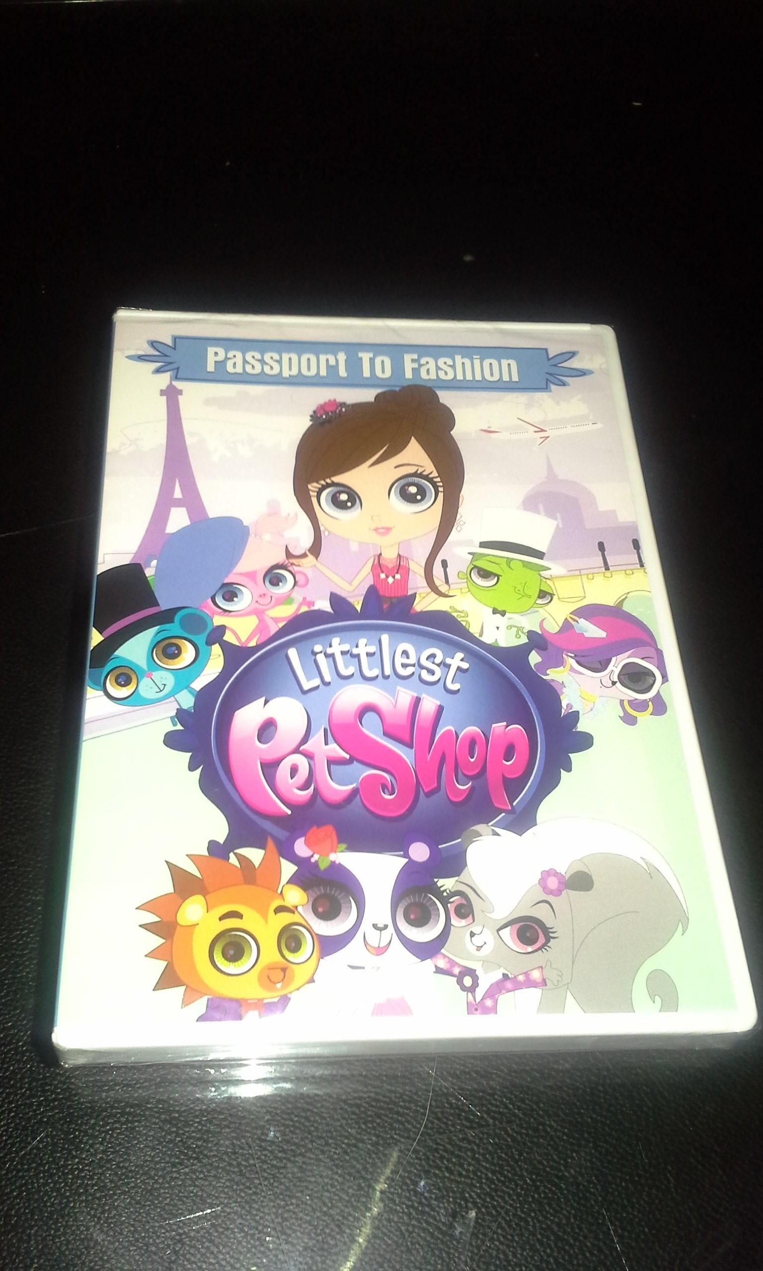 Littlest Pet Shop Passport To Fashion on DVD September 23rd!