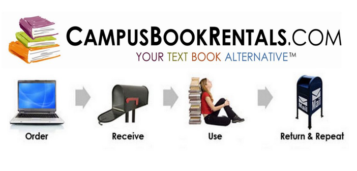 You Always Save With CampusBookRental.com!!