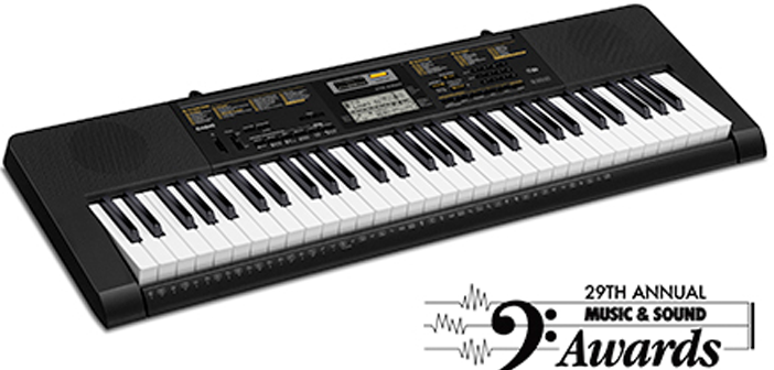 2014 Top Pick Holiday Gifts, presents for everyone!#CasioPortableKeyboardCTK-2400SoundEFXSampler