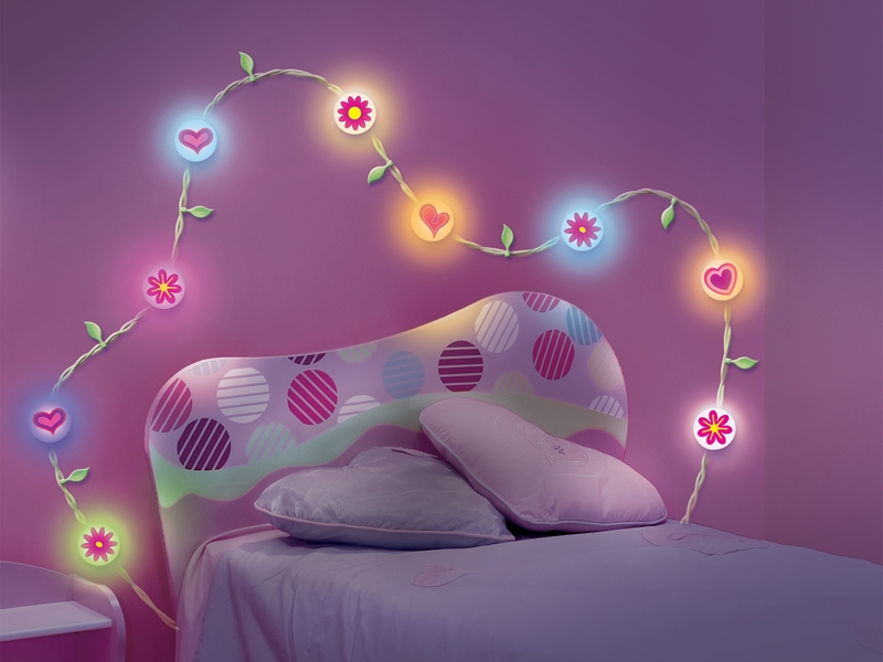 Top Pick Holiday Gifts Presents For Everyone - String lights for girls bedroom