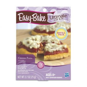 easy bakepizza