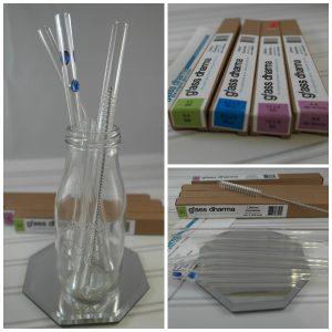 Glass Dharma Collage
