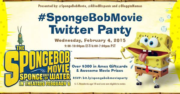 bloggin mama spongebob