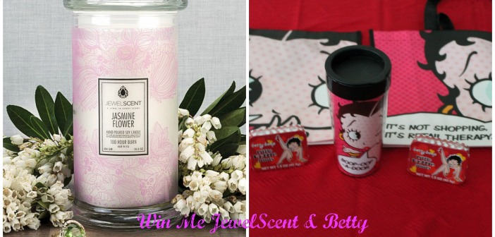 JewelScent & Betty Boop Giveaway ends 2/25