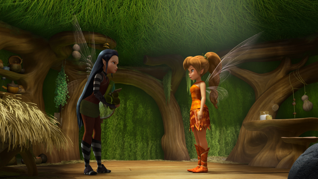 Disney Tinker Bell and the Legend Of The NeverBeast Giveaway!