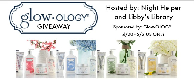 Glow-OLOGY Giveaway Button