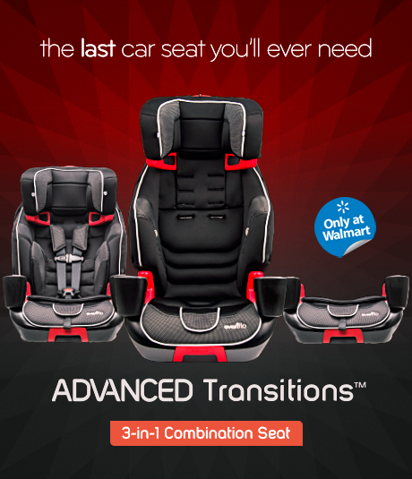 evenflo advanced transitions 3 in 1 combination seat one of the best car seats around. Black Bedroom Furniture Sets. Home Design Ideas
