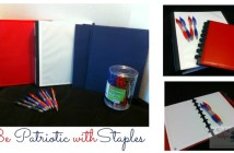 Be Patriotic with Staples Office Supplies