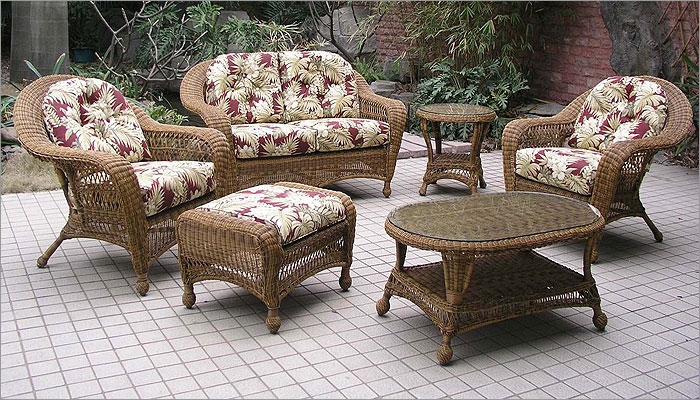 The Timeless Appeal of Wicker.
