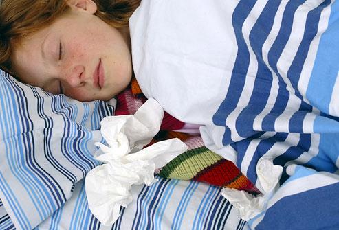 photolibrary_rm_photo_of_sick_girl_sleeping