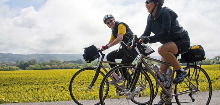 Planning for a Self –Supported Bike Tour.