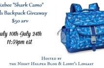 Bixbee Backpack Giveaway