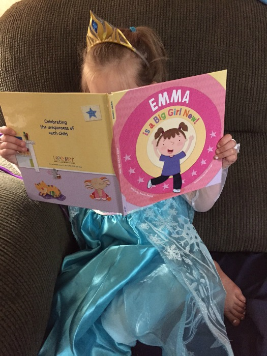 I SEE ME BOOK-Emma