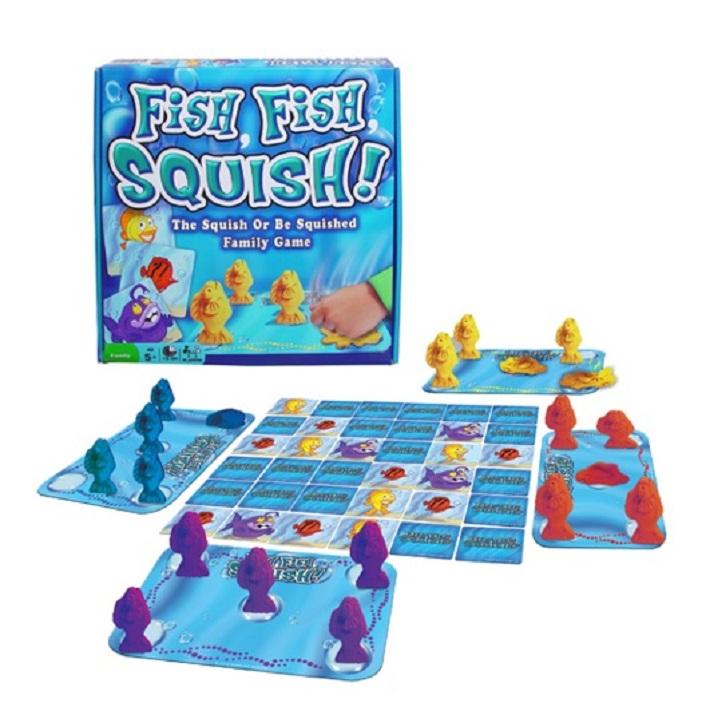 Fish Fish Squish