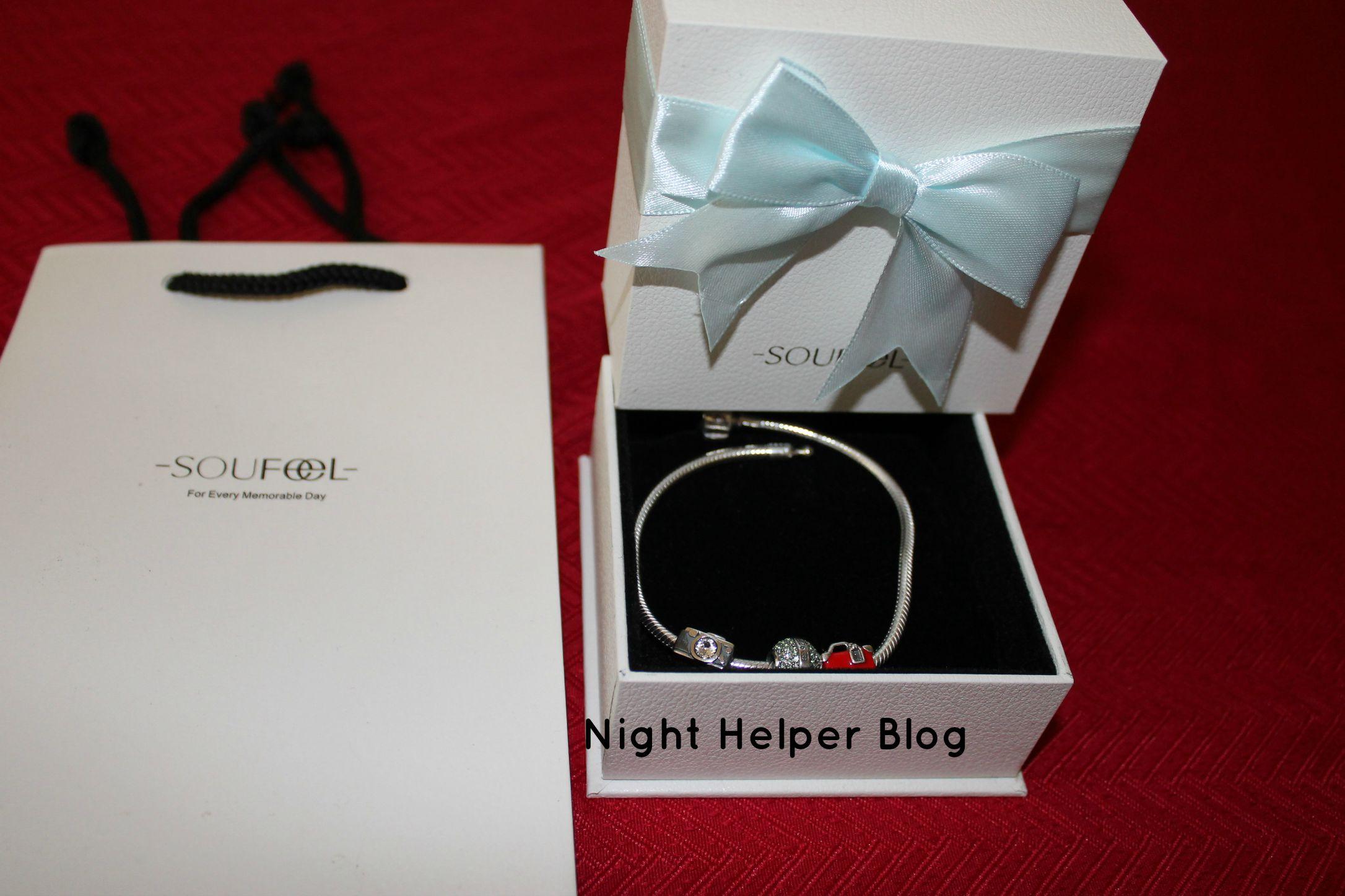 Soufeel Charm Bracelets, Making Long Lasting Memories!!!