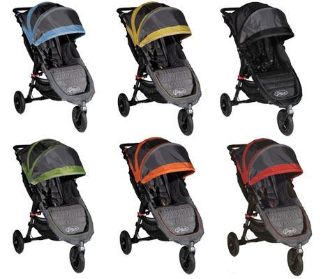 Baby-Jogger-City-Mini-GT-Mulit-Colour