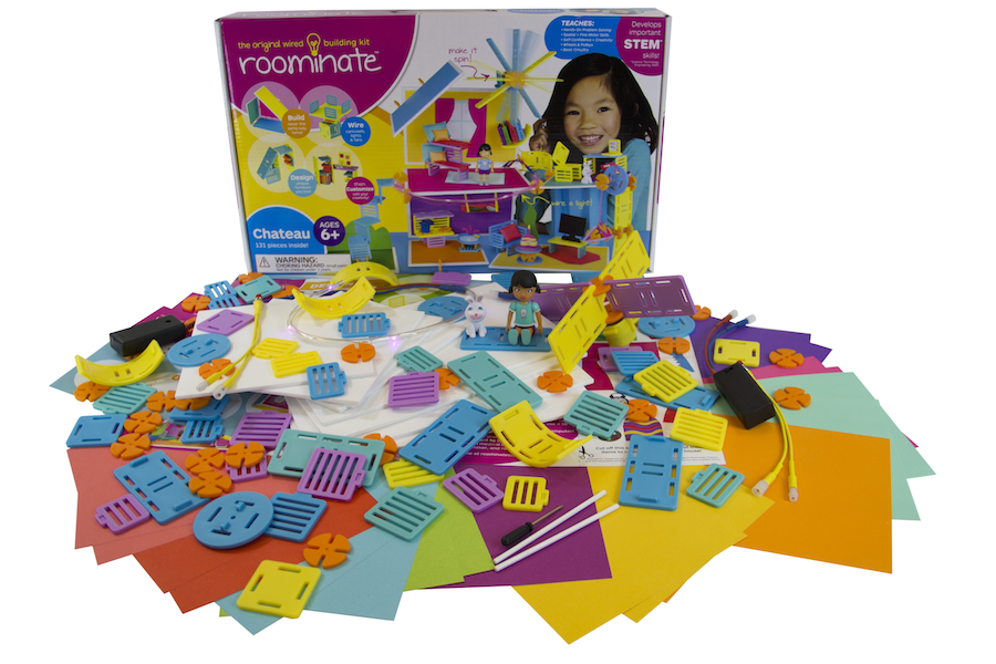 Roominate- The Best Imaginative Play Toys