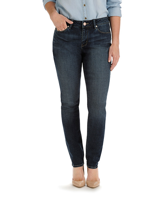 Lee Jeans Curvy Fit Lena Skinny Jean - Modern Series, just in time for Fall!