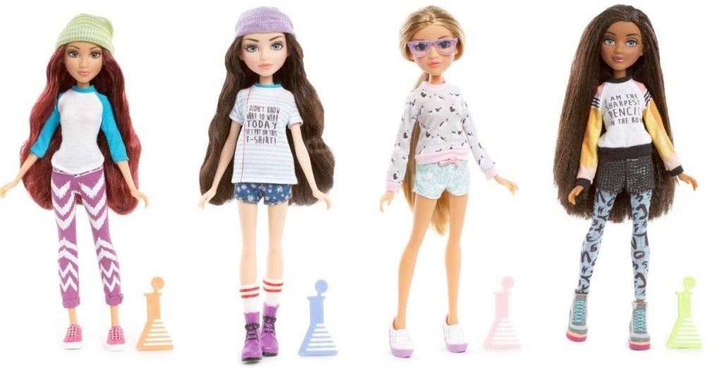 project mc2 core dolls