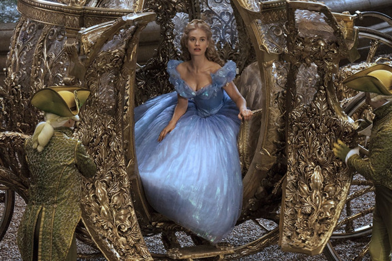 Movie Night with Disney Cinderella!!!