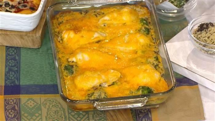 Dump Dinners Creamy Chicken