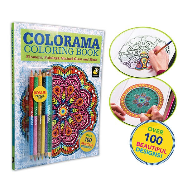 colorama coloring pages colored - photo#47